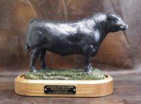 Angus Hall of Fame Bulls
