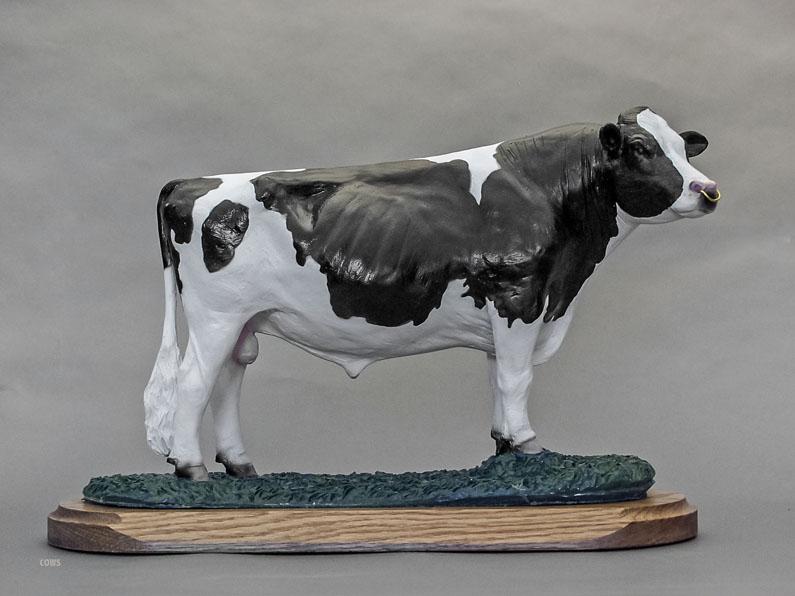 Ideal Holstein Bull Carols Original Works